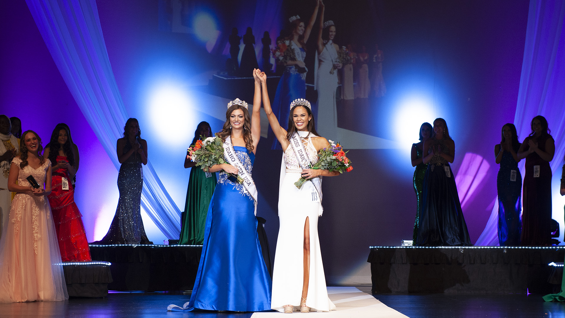 Miss Idaho USA 2020 and Miss Idaho Teen USA 2020 crowned during annual competition Sunday