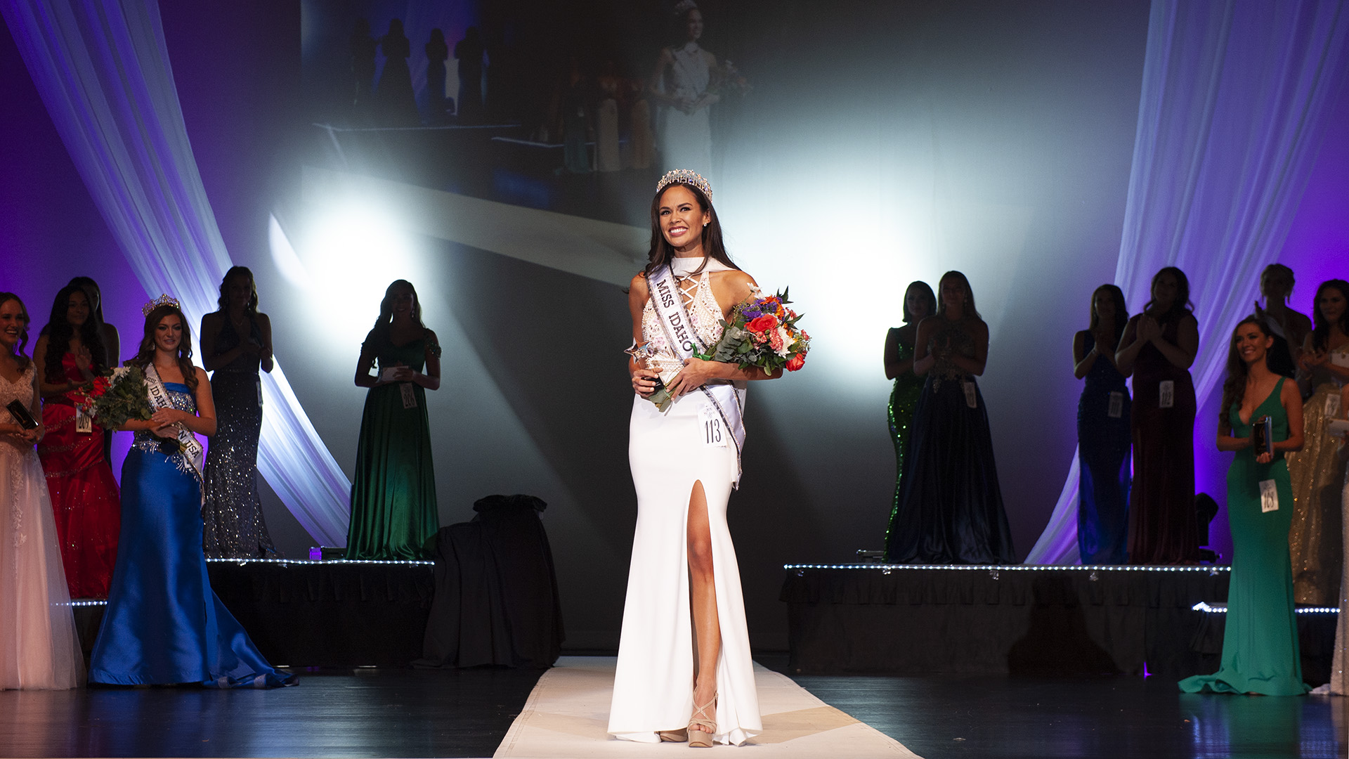 Veterinary student wins Miss Idaho pageant