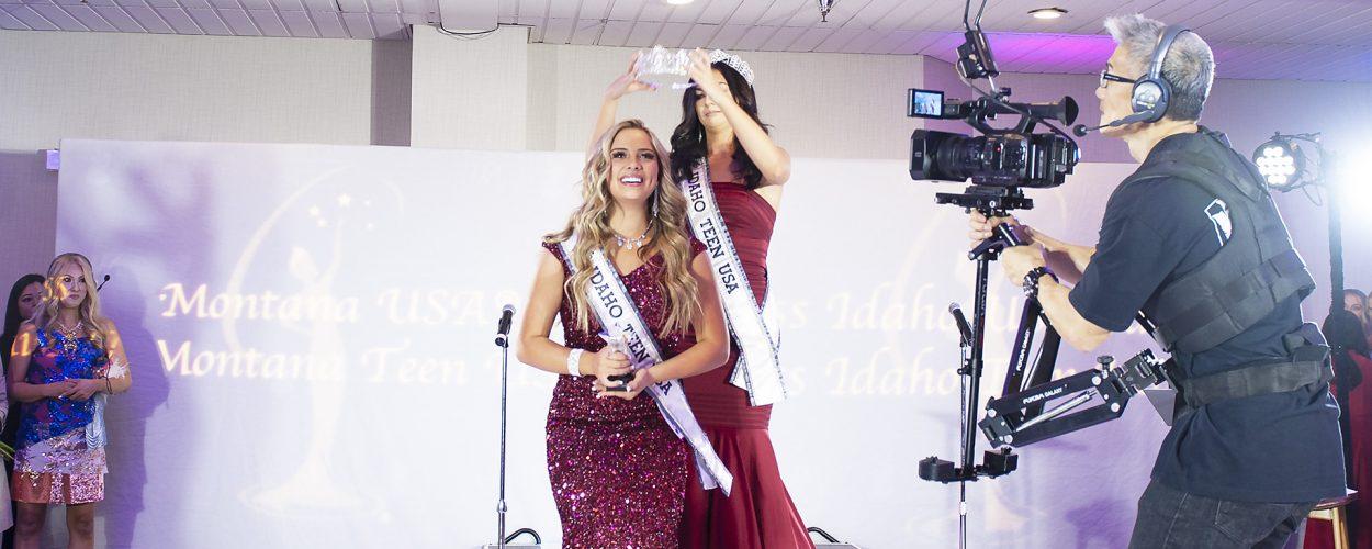 Kallie Peck named Miss Idaho Teen USA 2021!