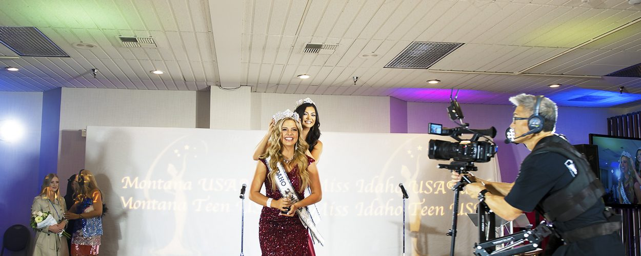 2021 Miss Idaho Teen USA Crowning Moment!
