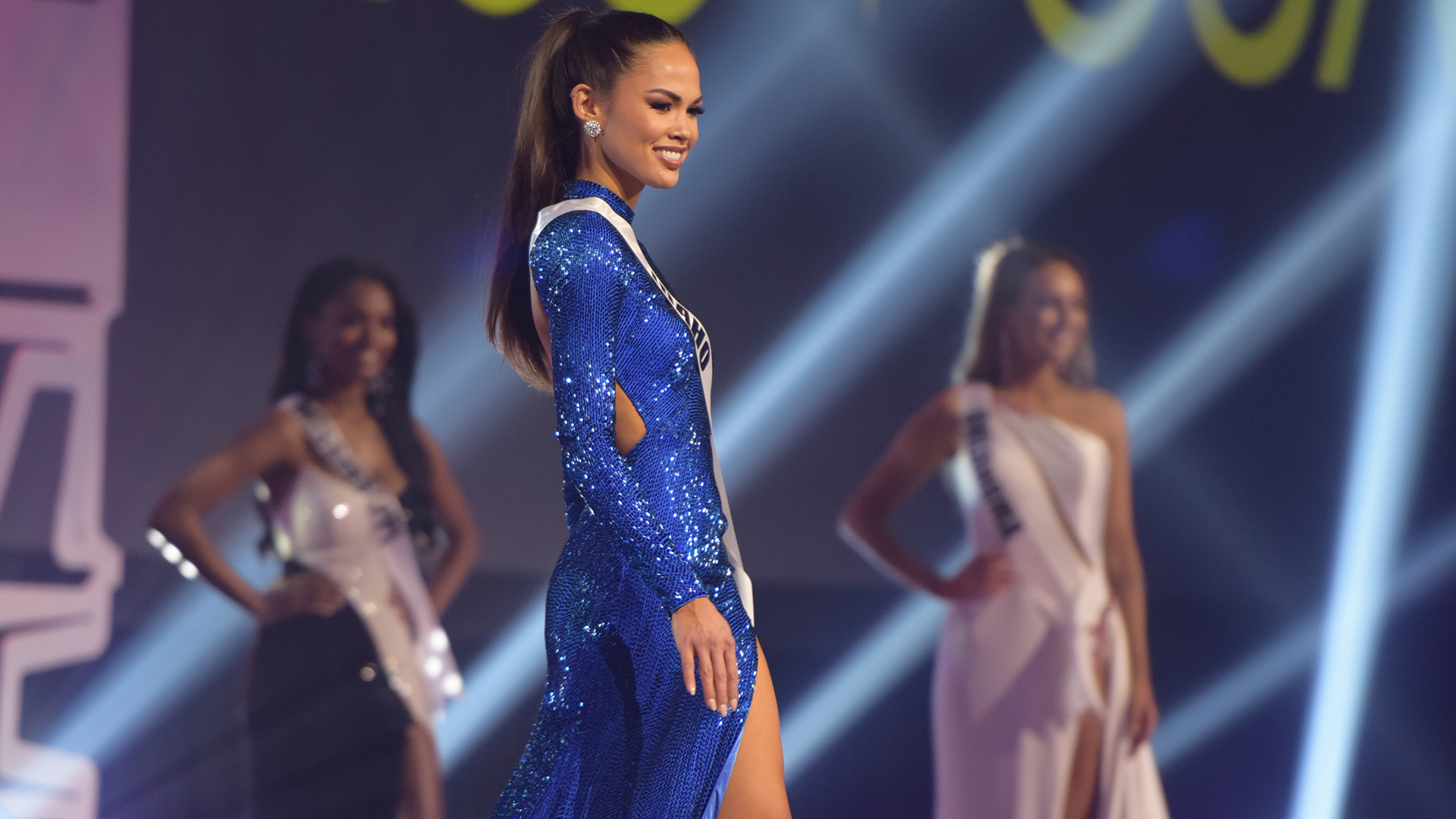 Miss USA runner-up 'knows who she is from the inside out'